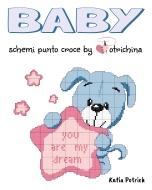 Libro di schemi punto croce dedicato ai bimbi