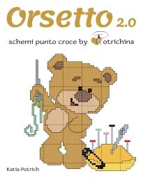 Orsetto 2.0 - schemi punto croce by Potrichina