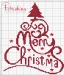albero Merry Christmas