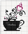 caffè con cuore