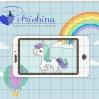unicorno nello smartphone