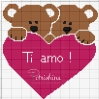 ti amo con orsetti