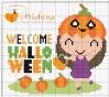 welcome Halloween