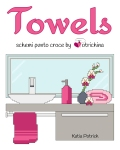 Towels - schemi punto croce by Potrichina